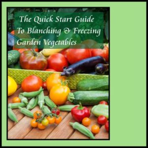 Blanching And Freezing Product Image