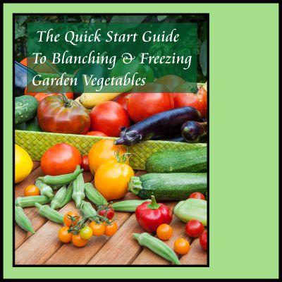 Blanching And Freezing Product Image