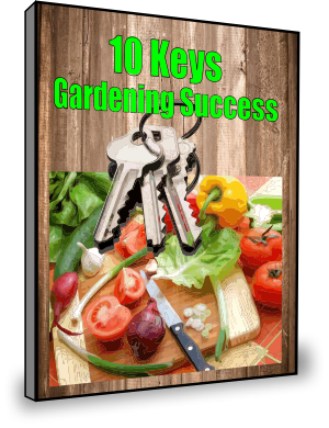 Gardening Success Cover