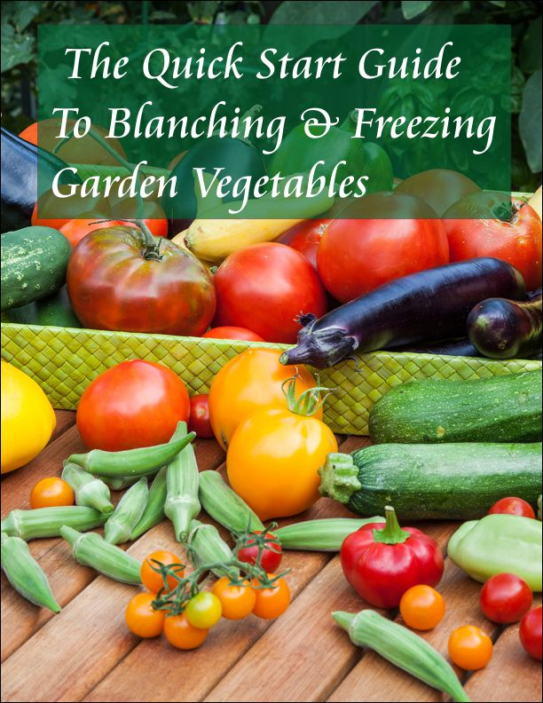 Blanching Cover