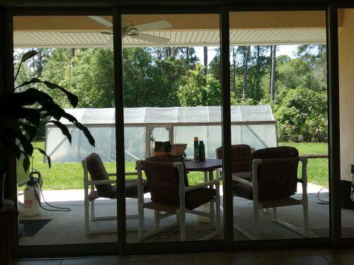 Homemade Greenhouse For Backyard Gardening